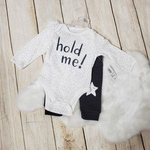 NWT Old Navy 3-6 Month Outfit